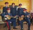 Студенты дают концерт в социально-реабилитационном центре